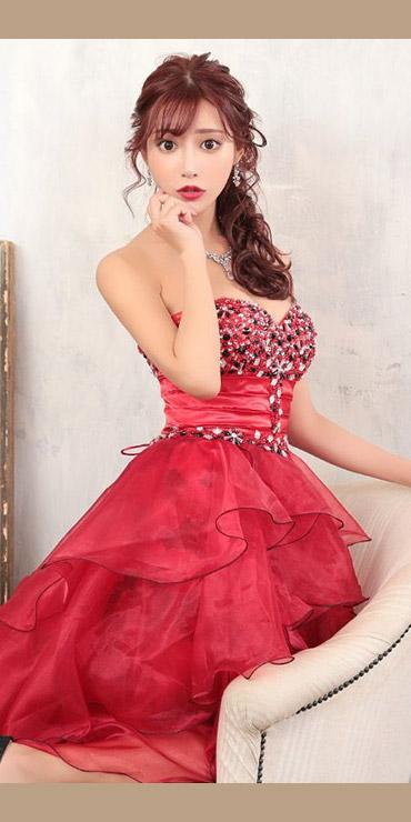 キララちゃんレッドドレス