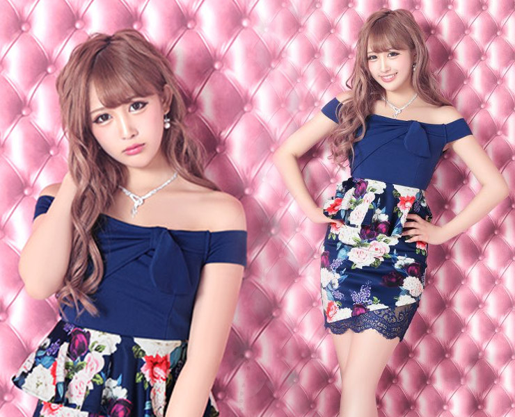 画像2 桃々ちゃん着用ドレス