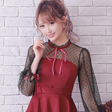 あいりちゃんドレス