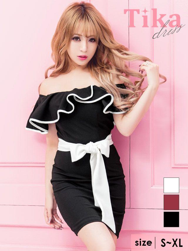Tikaで今一番目に売れている大きいサイズのキャバドレス