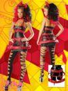 メイン画像 コスプレ衣装 Tika ティカ 3点set パンプキンガールコスチュームセット ハロウィン コスプレ レディース 衣装 仮装 可愛い かわいい 通販