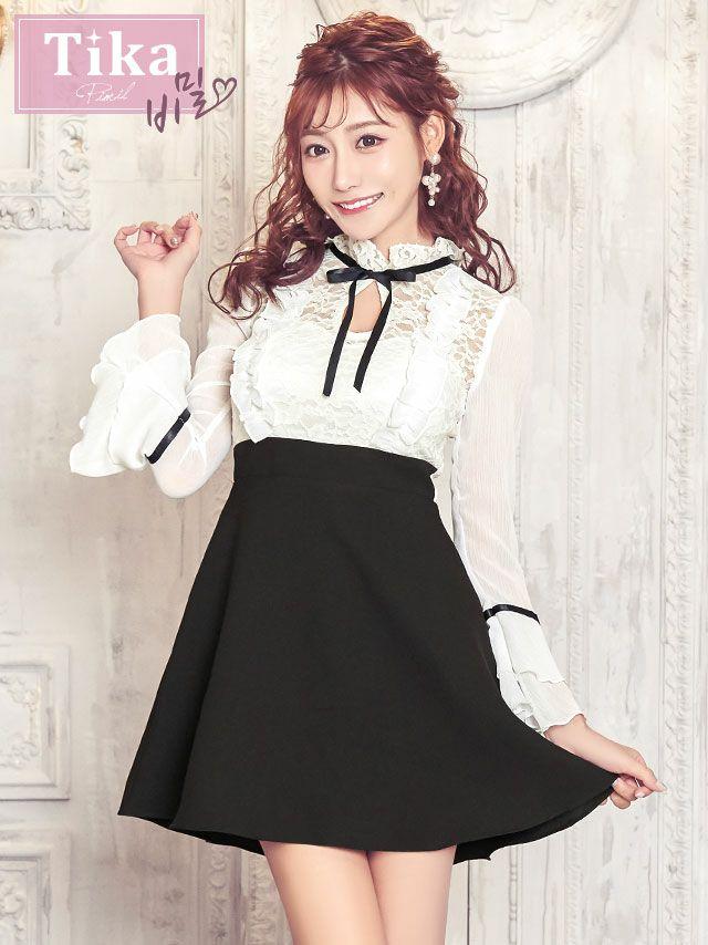 Tikaで四番目に売れているミニドレス
