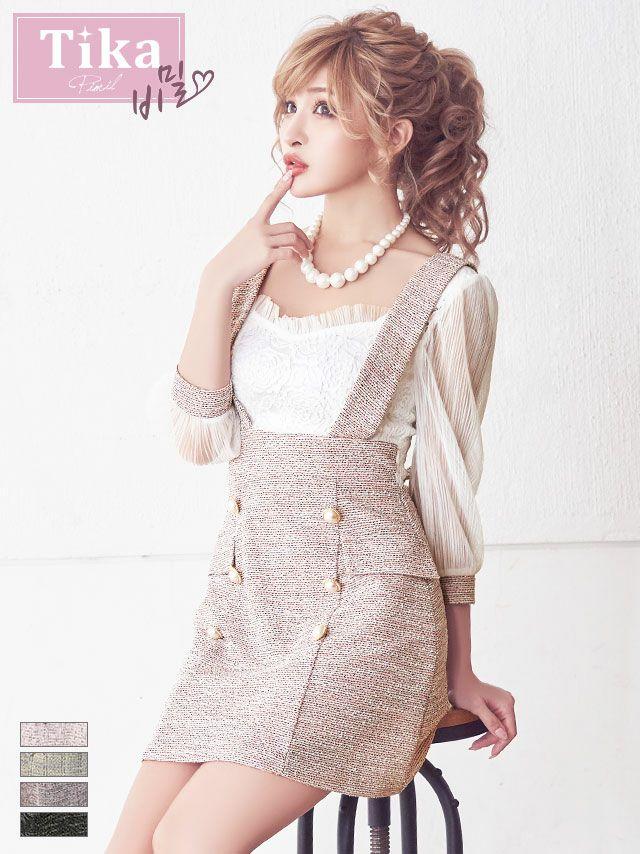 Tikaで三番目に売れているミニドレス
