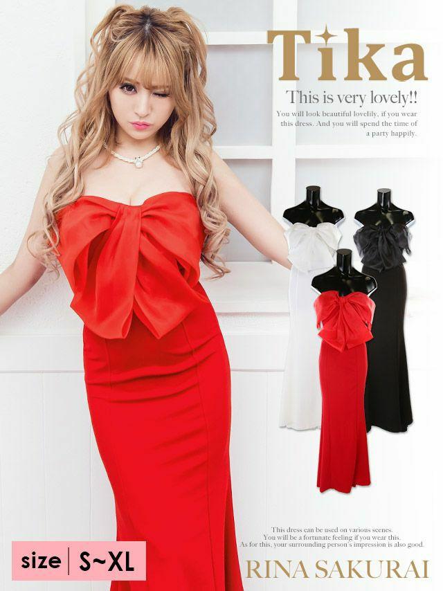 Tikaで今四番目に売れているロングドレス