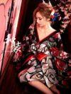 メイン画像 花魁 コスプレ ロング 着物 セクシー 成人式 和装髪飾り 花魁かんざしセット ヘアアクセ ヘアアクセサリー