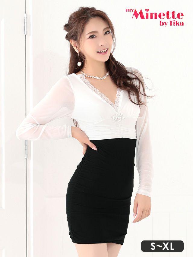 Tikaで今五番目に売れている激安ドレス