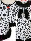 イメージ画像8 コスプレ衣装 Tika ティカ  3点set フード付きダルメシアンコスチューム  ハロウィン コスプレ レディース 衣装 仮装 可愛い かわいい 通販