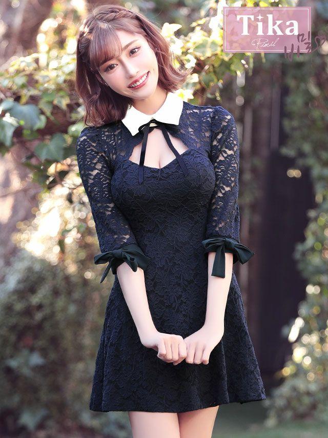 Tikaで今四番目に売れているミニドレス