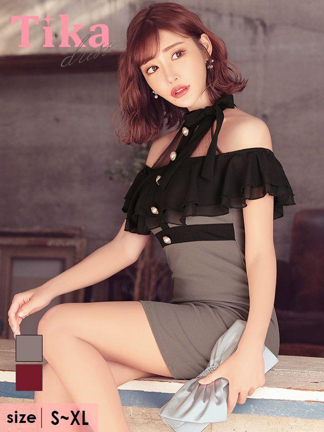 Tikaで5番目に売れているミニドレス