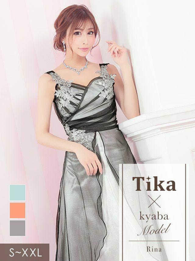 Tikaで今五番目に売れているロングドレス