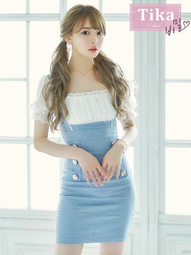 Tikaで今二番目に売れている韓国ドレス