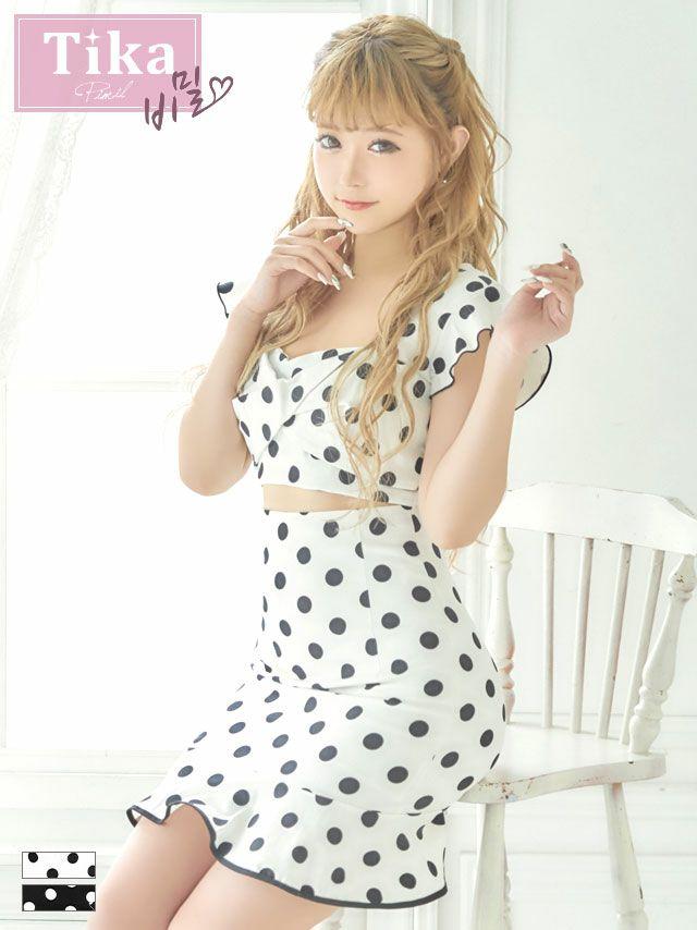 Tikaで今三番目に売れているミニドレス