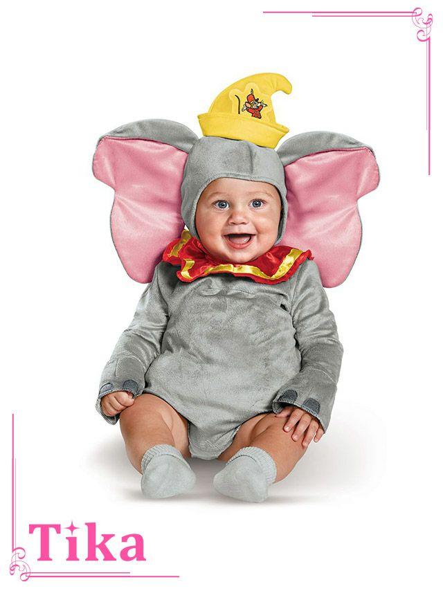 メイン画像 コスプレ キッズ衣装 2点set ダンボコスチュームセット ハロウィン コスプレ レディース 衣装 仮装 可愛い かわいい 通販