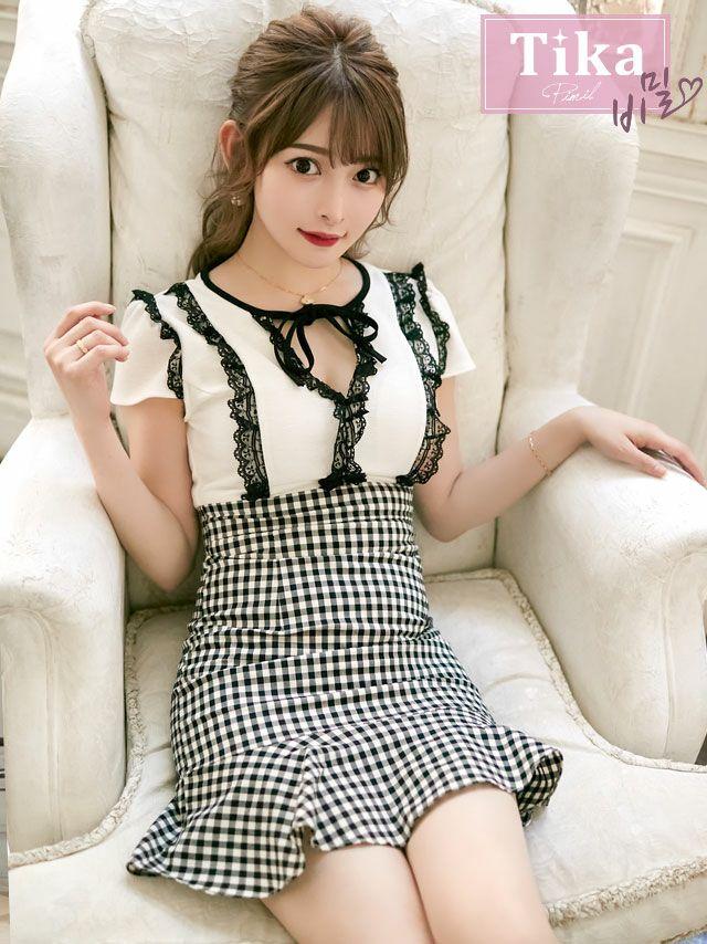 Tikaで2番目に売れているミニドレス