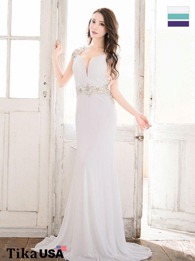 Tikaで今一番目に売れているロングドレス