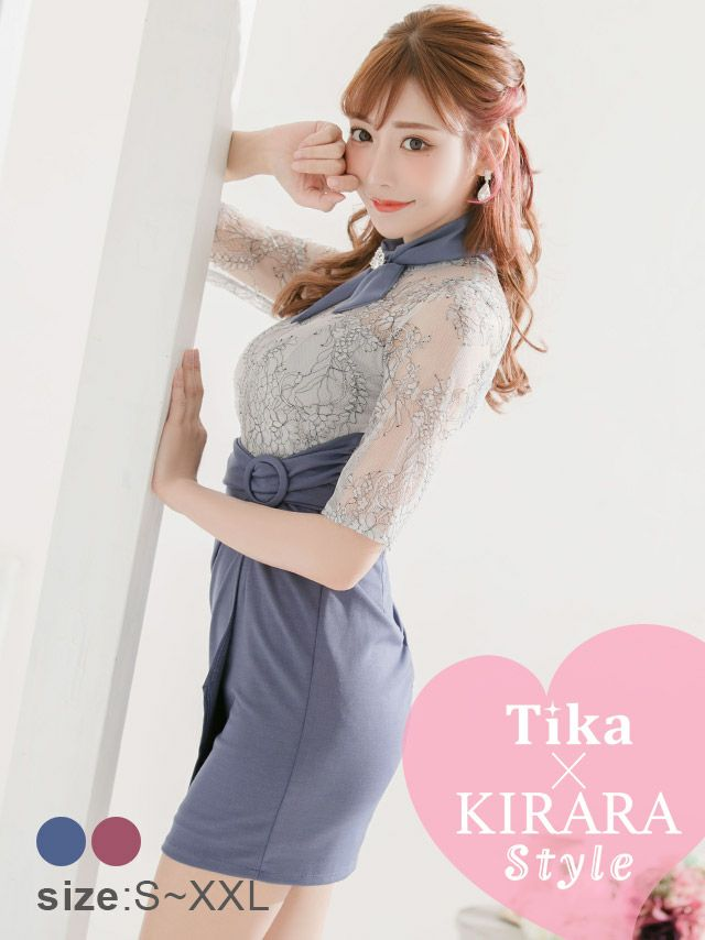 Tikaで1番目に売れているミニドレス