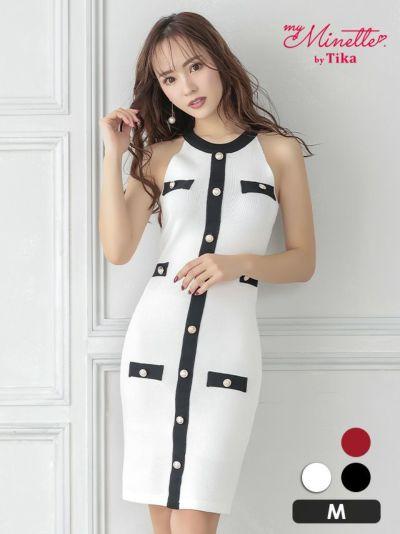 人気モデルが着る新作プチプラドレス