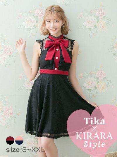 明日花キララが着る新作キャバドレス