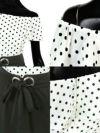 キャバドレス ミニドレス タイトドレス 大きいサイズ オフショル Tika ティカ オフショルドットフリルウエストリボンタイトミニドレス
